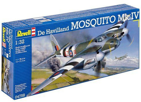 Revell De Havilland Mosquito Mk.IV 1:32