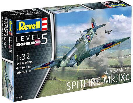 Revell Supermarine Spitfire Mk.IXc 1:32