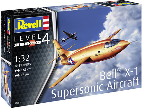 Revell Bell X-1 Supersonic Aircraft 1:32