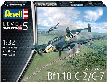 Revell Messerschmitt Bf110 C-7 1:32