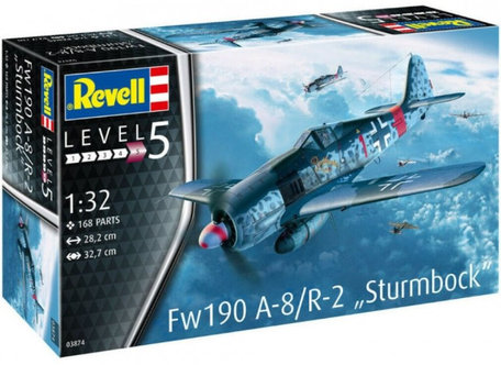 Revell Fw190 A-8