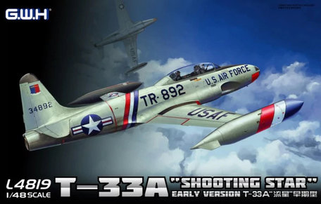 Great Wall Hobby T-33A 1:48
