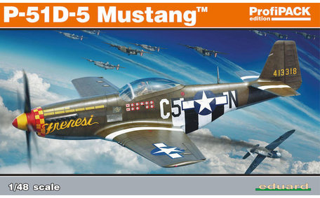 Eduard P-51D-5 Mustang 1:48
