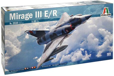 Italeri Mirage III E/R 1:32