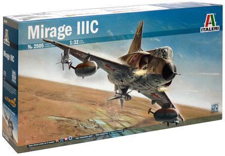 Italeri Mirage IIIC 1:32