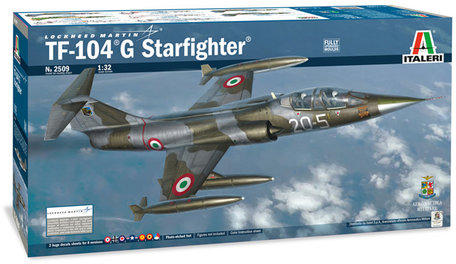 Italeri TF-104 G Starfighter 1:32