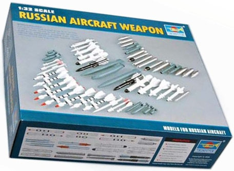 Trumpeter Russian Aircraft Weapon 1:32