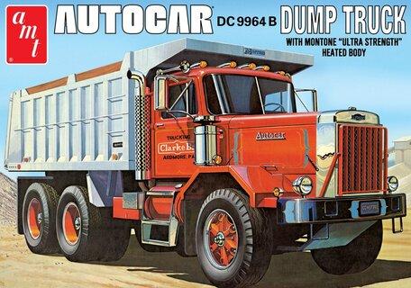 AMT Autocar DC-9964B Dump Truck 1:25