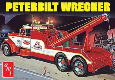 AMT Peterbilt Wrecker 1:25