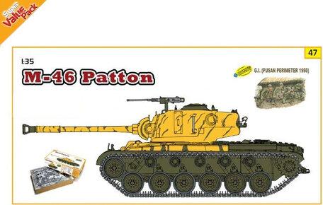 Dragon M-46 Patton 1:35