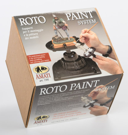 Amati Roto Paint System