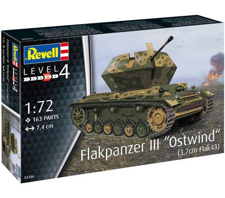 Revell Flakpanzer III
