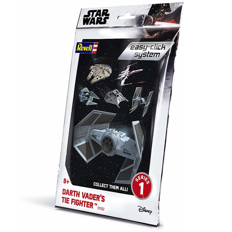 Revell Star Wars Darth Vaders Tie Fighter