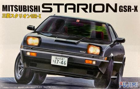 Fujimi Mitsubishi Starion GSR-X 1:24