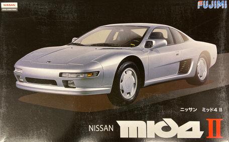 Fujimi Nissan MID4 II 1:24