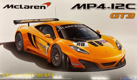 Fujimi McLaren MP4-12C GT3 1:24