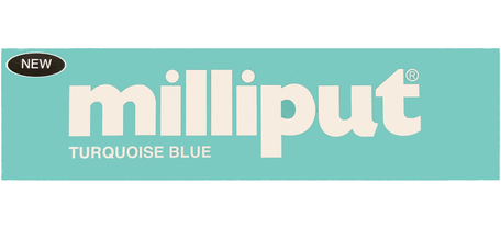 Milliput: Turquoise Blue