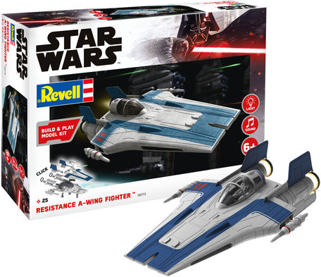 Revell Star Wars Resistance A-Wing Fighter