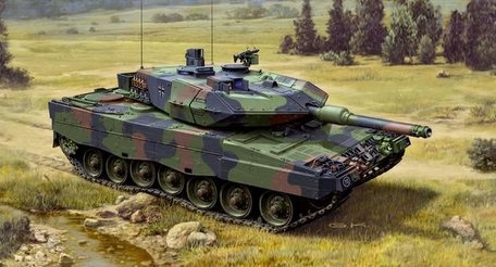 Revell Leopard 2A5 / A5NL 1:72