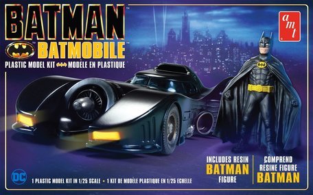 AMT Batman Batmobile 1:25