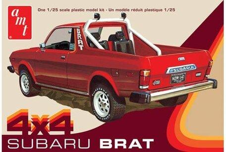 AMT 4x4 Subaru Brat 1:25