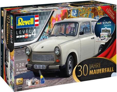 Revell Trabant 601 30th Anniversary