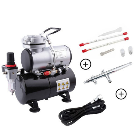Airbrush Set Basic