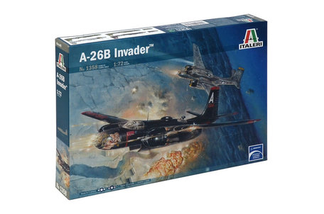 Italeri A-26B Invader 1:72