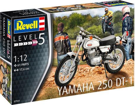 Revell Yamaha 250 DT-1 1:12