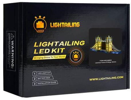 Verlichting voor LEGO 10214 Tower Bridge