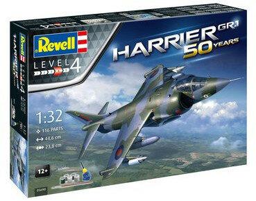 Revell Harrier GR.1 1:32