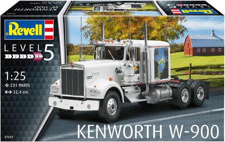 Revell Kenworth W-900 1:25