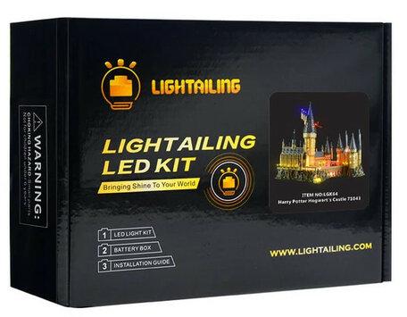 Verlichting voor LEGO 71043 Hogwarts Castle