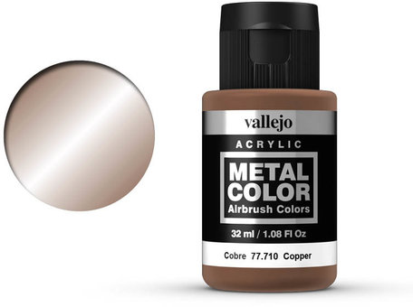 Vallejo Metal Color: Copper (77.710)