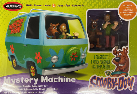 Polar Lights Scooby Doo Mystery Machine