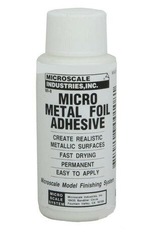 Microscale Metal Foil Adhesive
