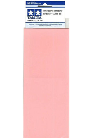 Tamiya Polijst Papier 8000
