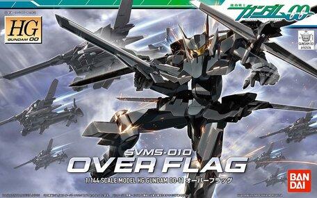HG 1/144: SVMS-01O Over Flag