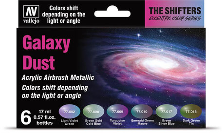 Vallejo Paint Set: Galaxy Dust (77.092)