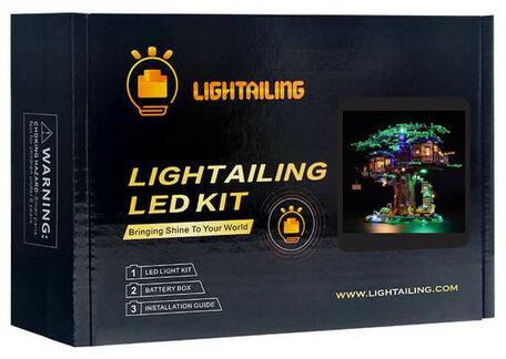 Verlichting voor LEGO 21318 Tree House