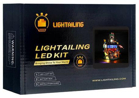 Verlichting voor LEGO 70620 Ninjago City
