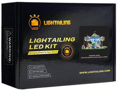 Verlichting voor LEGO 10257 Carousel