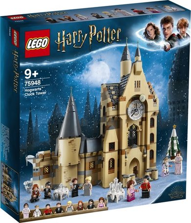 LEGO 75948 Harry Potter Hogwarts Clock Tower