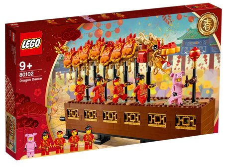 LEGO 80102 Dragon Dance