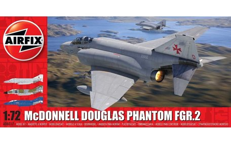Airfix McDonnell Douglas Phantom FGR.2 1:72