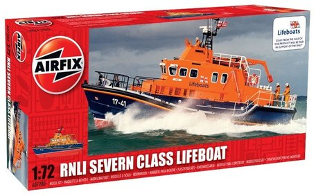 Airfix RNLI Severn Class Lifeboat 1:72