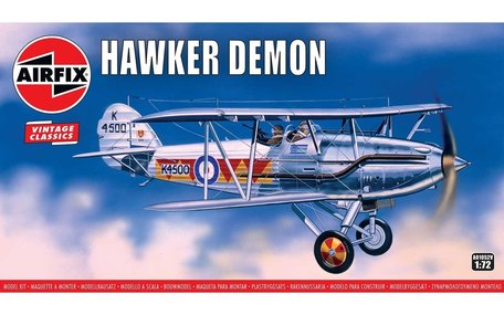 Airfix Hawker Demon 1:72