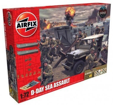 Airfix D-Day Sea Assault 1:72