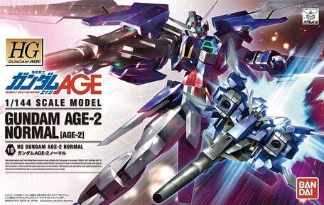 HG 1/144: AGE-2 Gundam AGE-2 Normal