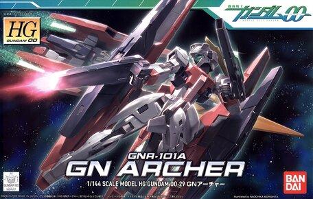HG 1/144: GNR-101A GN Archer